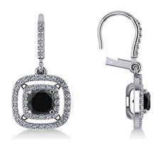 Allurez Black Diamond and Diamond Double Halo Dangling Ea... https://www.amazon.com/dp/B073LH8DZT/ref=cm_sw_r_pi_dp_U_x_P1kCAb5AS5HTW