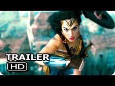 (35) WONDER WOMAN _ Strength Trailer (2017) Gal Gadot Blockbuster Sci-Fi Action Movie HD - YouTube