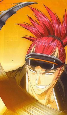 RENJI! He's a ginger but I love him.