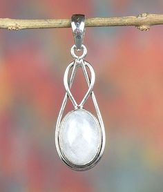 """Moonstone Pendant, Moonstone Silver Jewelry Product Description Beautiful """"Moonstone Ring"""" made with love using 100% pure sterling silver and natural gemstones. The ring is perfect to wear casually…MoreMore #SilverJewelry"""