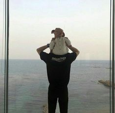 My husb lol Cute Asian Babies, Korean Babies, Cute Babies, Father And Baby, Dad Baby, Baby Kids, Father Daughter, Ulzzang Kids, Ulzzang Couple