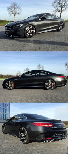 Mercedes-Benz S 63 AMG Coupe G-Power