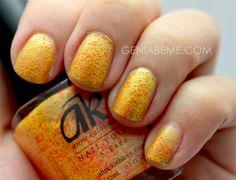 Anne Kathleen Nail Polish | Geniabeme Beauty Blog