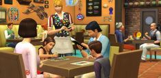 'The Sims 4' DLC 'Dine Out' Comes To PlayStation 4, Xbox One Next Week