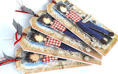kartki dla chłopców, tagi, zakładki stempel Julie Nutting Aiden