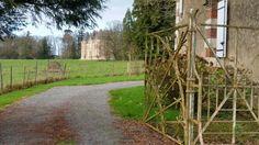 A forgotten gate in the Vendee