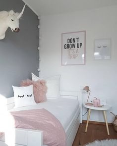 43 cute and girly bedroom decorating tips for girl 24 – Decoration de Chambre Warm Bedroom, Trendy Bedroom, Bedroom Wall, Bedroom Storage, Master Bedroom, Bedroom Organization, Bed Room, Master Suite, Bedroom Neutral