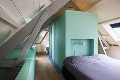Luxe bad- en slaapkamer