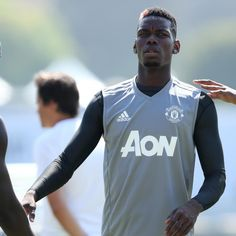 Manchester United manager Jose Mourinho told the media on Friday he trusts the rest of his midfielders to step up while Paul Pogba is sidelined through injury. Paul Pogba, Manchester United, Wetsuit, Trust, Sayings, Scuba Wetsuit, Diving Suit, Lyrics, Man United