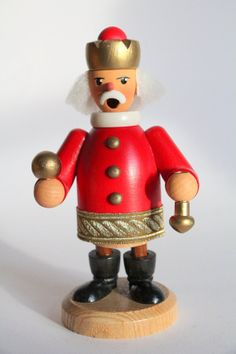 christmas figurine smoker erzgebirge germany Christmas In Germany, Christmas Time Is Here, Nutcracker Christmas, Christmas Figurines, German Christmas Decorations, Christmas Ideas, Santa Pictures, Feather Tree, Wooden Ornaments