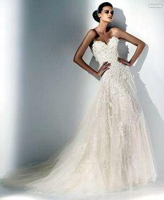 Elli Saab Brautkleider   Die 55 Besten Bilder Von Elie Saab Pronovias Bridal Gowns Bridal