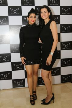 Priya Sharma & Jeannette de Souza founders of Bare in Black.