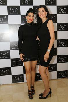 Priya Sharma & Jeannette de Souza founders of Bare in Black.