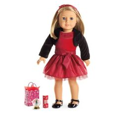 Joyful Jewels Outfit & Accessories for Dolls | clothingtm | American Girl