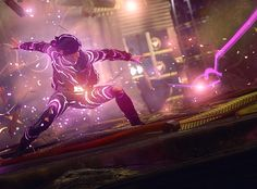 inFamous: First Light – Neonról pattant menyecske