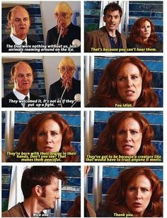 Love when Donna says this