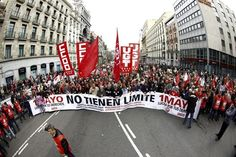 May Day also known as International Labor Day inspires millions to march and protest around the world! Let your voice be heard!