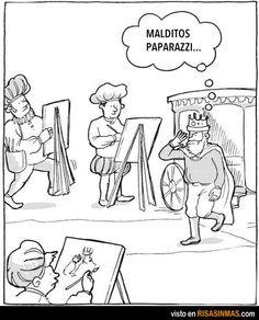 Paparazzi en la Edad Media  #Spanish jokes for kids #Jokes in Spanish for kids #chistes