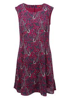 Sommerkleid mit Allover-Print von s.Oliver. Entdecken Sie jetzt topaktuelle Mode…