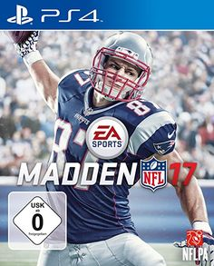 Madden NFL 17 is an American football sports video game based on the National Football League and published by EA Sports for the PlayStation PlayStation Xbox One and Xbox As the installment of the Madden NFL series, the game was released on August Jeux Xbox One, Xbox One Games, Ps4 Games, Games Consoles, Playstation Games, Xbox 360, Football Video Games, Football Gif, Tight End