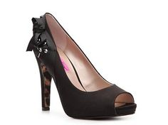 Betsey Johnson Celestt Pump Platforms Pumps & Heels Women's Shoes - DSW