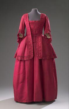 Historical fashion and costume design. 18th Century Dress, 18th Century Costume, 18th Century Clothing, 18th Century Fashion, Vintage Gowns, Vintage Outfits, Vintage Fashion, Antique Clothing, Historical Clothing