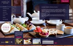 Northcote Hotel Website Design