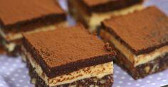 Csak a saját felelősségedre süsd meg, mert hamar a rabja lehetsz! Homemade Cake Recipes, Cookie Recipes, Dessert Recipes, Nutella Mug Cake, Delicious Desserts, Yummy Food, Mug Cake Microwave, Hungarian Recipes, Hungarian Food