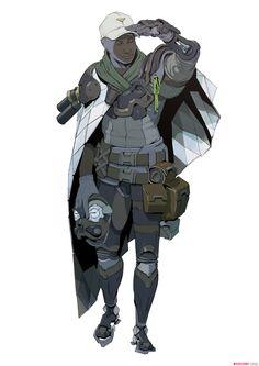 ArtStation - character design, Markus Lenz