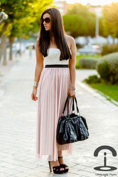 Crimenes de la Moda: Long dress