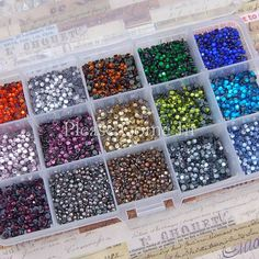 Place to order hot fix rhinestones