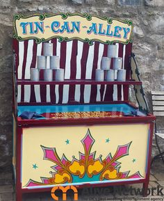 The Vintage Funfair will provide tons of fun for everyone! Transforming your event or special day into a traditional fair, The Vintage Funfair hire packages include traditional fairground stalls and games from hook-a-duck, hoopla, coconut shy, tin-can alley and more! Previous clients include The National Trust, Penguin Books, BBC One and more.    The Vintage Funfair | Funfair Stalls Brecon | Alive Network | wedding games | wedding fairground | vintage wedding