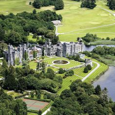 Ashford Castle Hotel is a Wedding Venue in Cong, Mayo, Ireland. See photos and contact Ashford Castle Hotel for a tour. Ashford Castle Hotel, Ashford Castle Ireland, Castle Hotels In Ireland, Castles In Ireland, Ashford Kent, Hotel Savoy, Stay In A Castle, Castle Break, Ireland With Kids