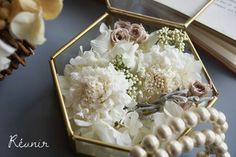リングピロー Ring Pillow Wedding, Wedding Ring Box, Wedding Day, Ring Bearer Box, Wedding Decorations, Table Decorations, Museum Wedding, Jewellery Display, Diy Rings
