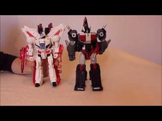 Transformers Titans Return Sky Shadow with Ominus - GotBot True Review N...