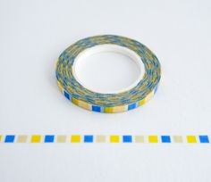 Mosaic Tiles Washi Tape  Beautiful, Japanpapier und Mosaikmuster