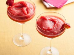 Strawberry Orange Daiquiri #RecipeOfTheDay