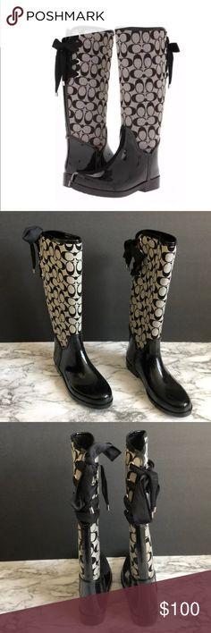 fe90ece56c3fc 14 Best Monogrammed Rain Boots images in 2018 | Monogrammed rain ...