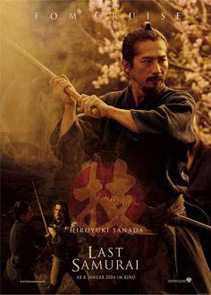 Hiroyuki Sanada as Ujio, The Last Samurai (2003) dir. Edward Zwick