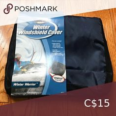 Winter Windshield Cover (New in Packaging) Use to cover your windshield before a snowfall. Makes cleaning the snow off of your car so much easier. Comes from a smoke free household. Bundle 2+ items, save 10% and only pay one shipping fee 🥳 Other Planet Hollywood Las Vegas, The Light Between Oceans, The Better Angels, Sisters Book, Grow Kit, All The Way Down, Dog Toys, Household