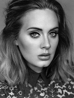 Adele by Alasdair McLellan
