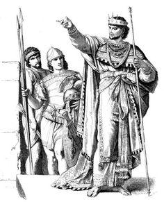 Иудейские солдаты, иудейский царь