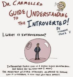 This Is How to Interact with Introverts …