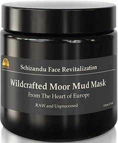 Wildcrafted Moor Mud Mask Daily Beauty Sulfur Mask for Skin Cleanse Detox NO ADDITIVES Skin Rejuvenation and Cellular Regeneration with Fulvic Acid Hydrating Stimulating Natural Facial Treatment ** Want to know more, click on the image.