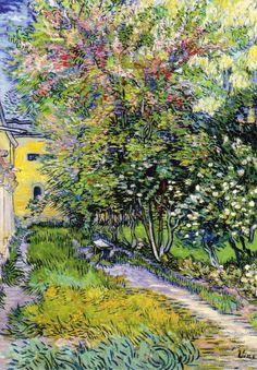 Jardin de V.Van Gogh