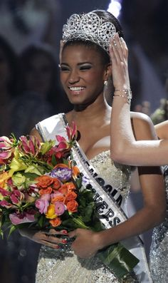 Leila Lopes from Angola, Miss Universe 2011