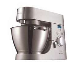 Kenwood 0wkmc03001 Titanium Chef Food Mixer Silver