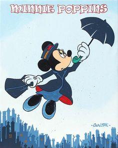 Minnie Poppins