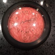 MAC Stereo Rose MAC Stereo Rose Mineralized Skinfinish. Used once MAC Cosmetics Other