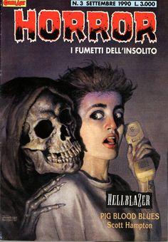 Italian Horror Comics